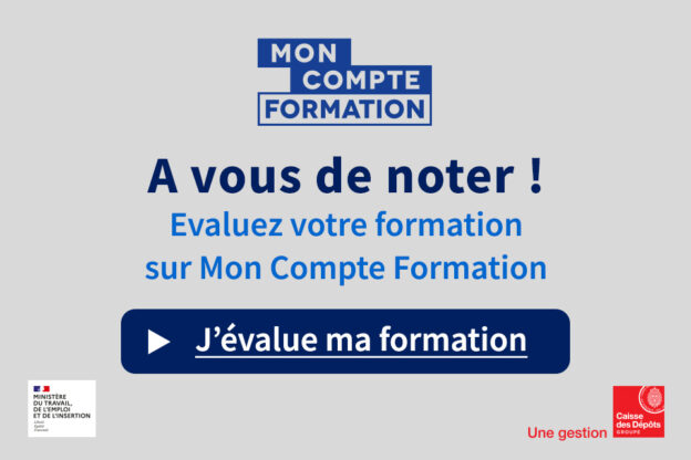 Notation compte formation